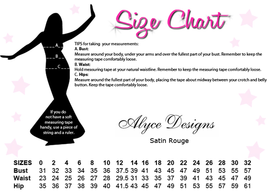 Alyce-Designs-Size-Chart