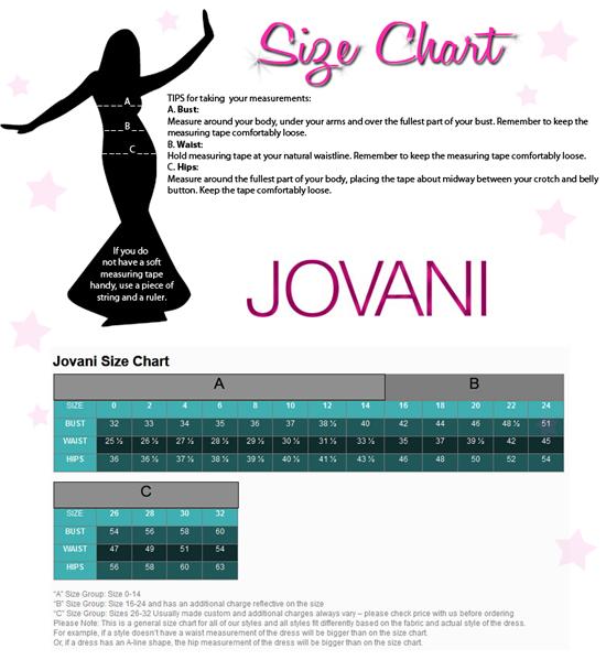 Jovani-Size-Chart